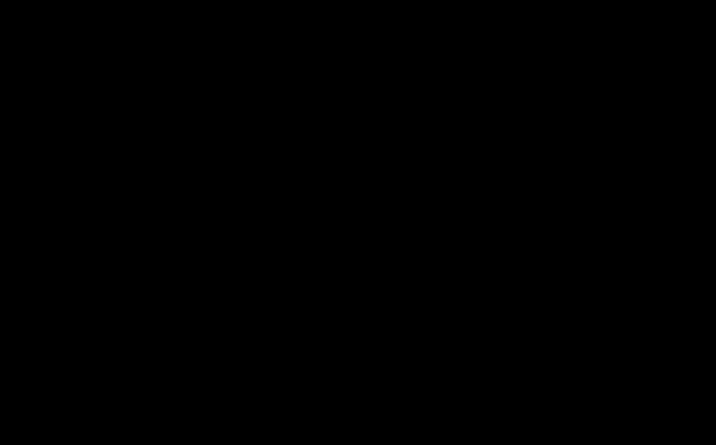 Proyección de caballete etano eclipsada alternada